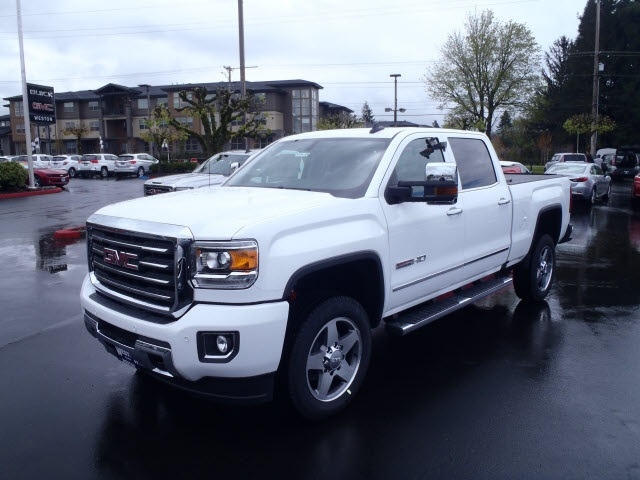 new 2017 gmc sierra 2500hd slt 4d crew cab in gresham gt0189 weston buick gmc. Black Bedroom Furniture Sets. Home Design Ideas