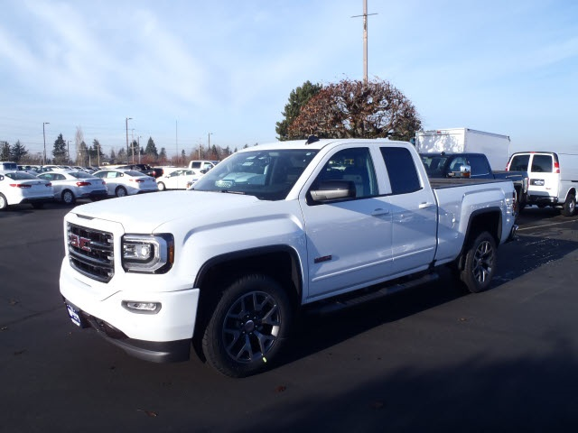 new 2017 gmc sierra 1500 slt double cab in gresham gt0151 weston buick gmc. Black Bedroom Furniture Sets. Home Design Ideas